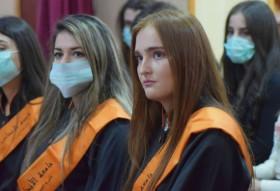معرض صور الاحتفال بتخريج الدفعة الثانية من طلاب كلية التمريض