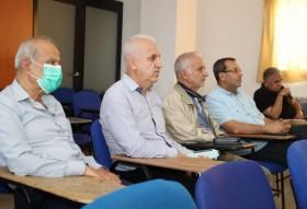 صور محاضرة كلية الطب البشري30052021