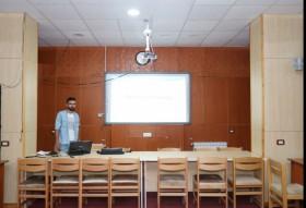 معرض صور لمشاريع كلية إدارة المشافي