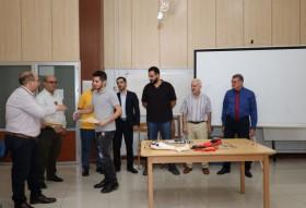 معرض صور 2 الدور التدريبية في كليةالهندسة الطبية 2021