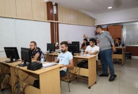 معرض صور 1 الدور التدريبية في كليةالهندسة الطبية 2021