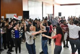 معرض صور الاحتفالية التي أقامتها جامعة الأندلس