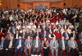 معرض صور 1 حفل تخرج كلية الطب البشري 2020-2021