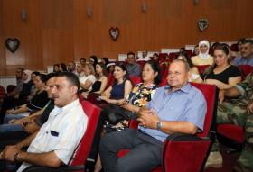 معرض صور  حفل تخرج كليات الهندسة الطبية والتمريض وإدارة المشافي