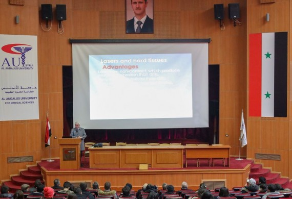 News: A Seminar at the Faculty of Dentistry, Titled: LASER Applications in Dental Treatment