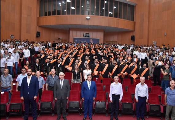 News: Die Abschlussfeier der Fakultät für Zahnmedizin für das akademische Jahr 2020-2021